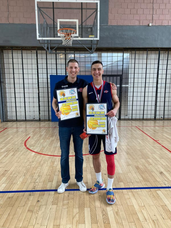 Aleksandar Jovanović i Ivan Solomun