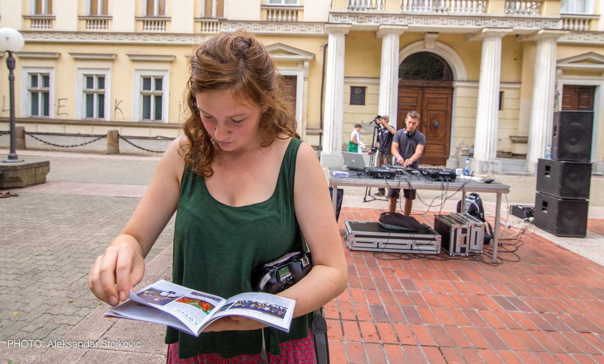 Freedom art festival Pančevo 2016