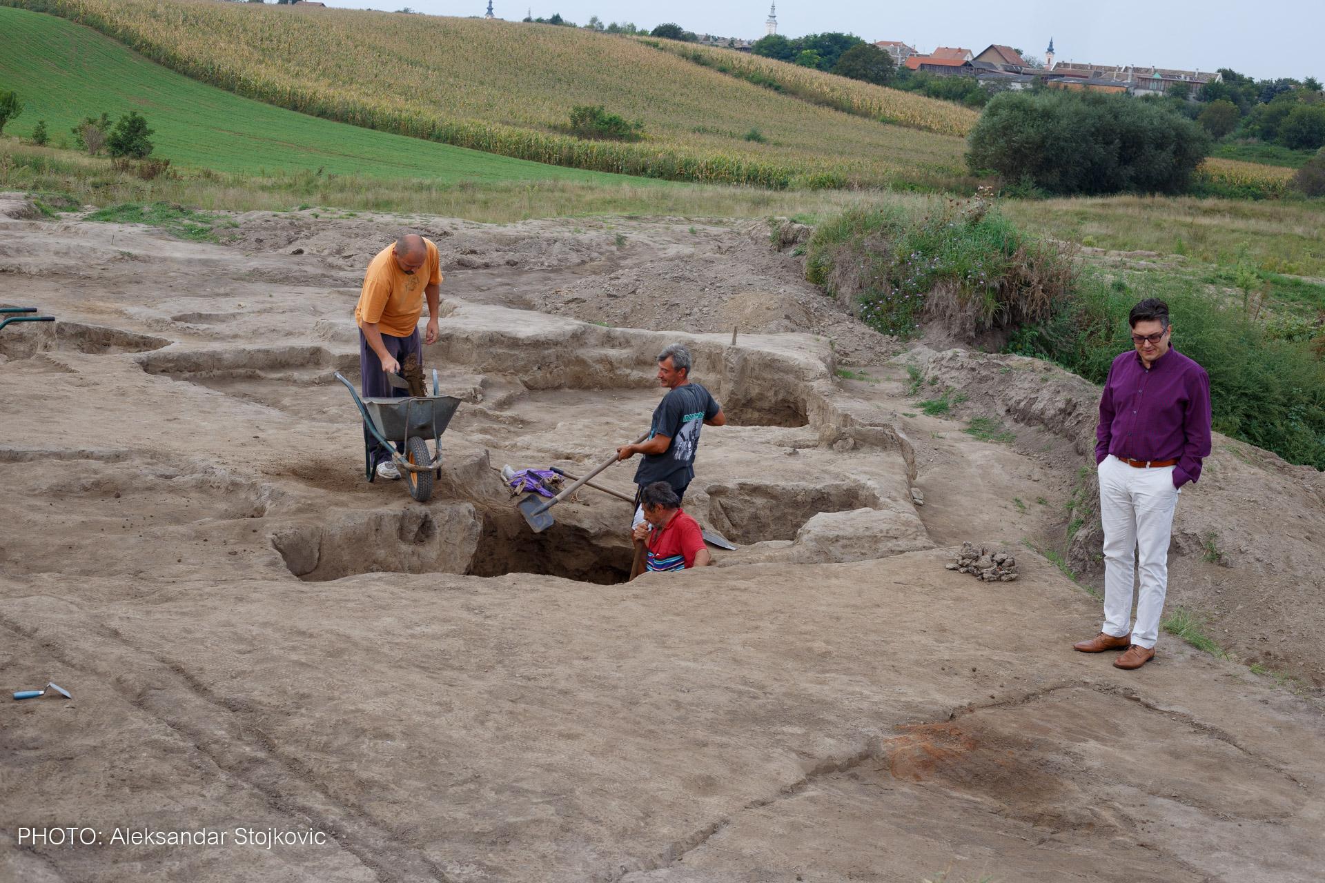 Arheološko nalazište Dolovo