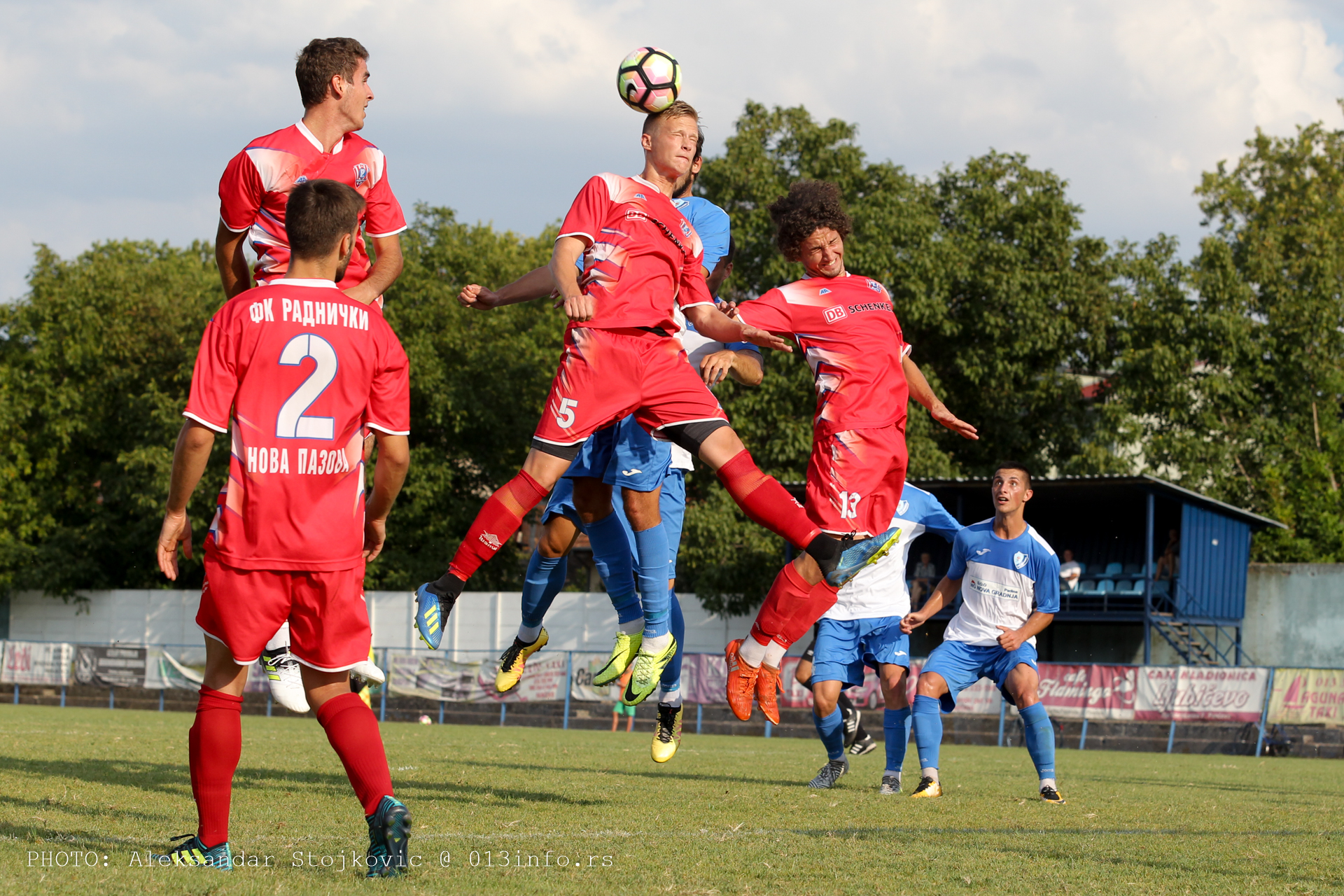 Fudbal Dinamo Pančevo Radnički Nova Pazova