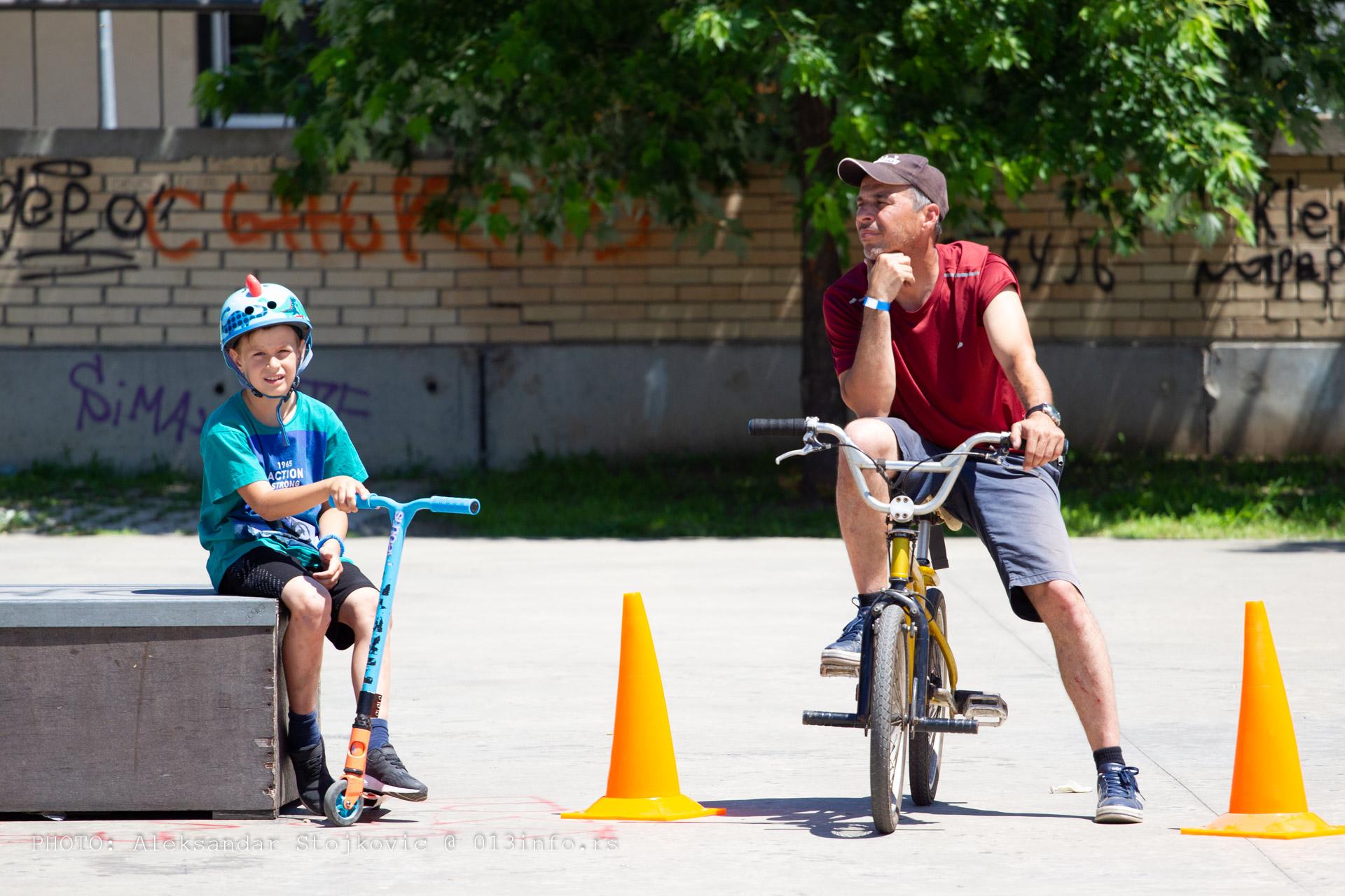 Biciklijada 01 2019 Pančevo