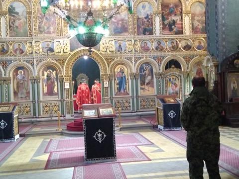 Crkva liturgija