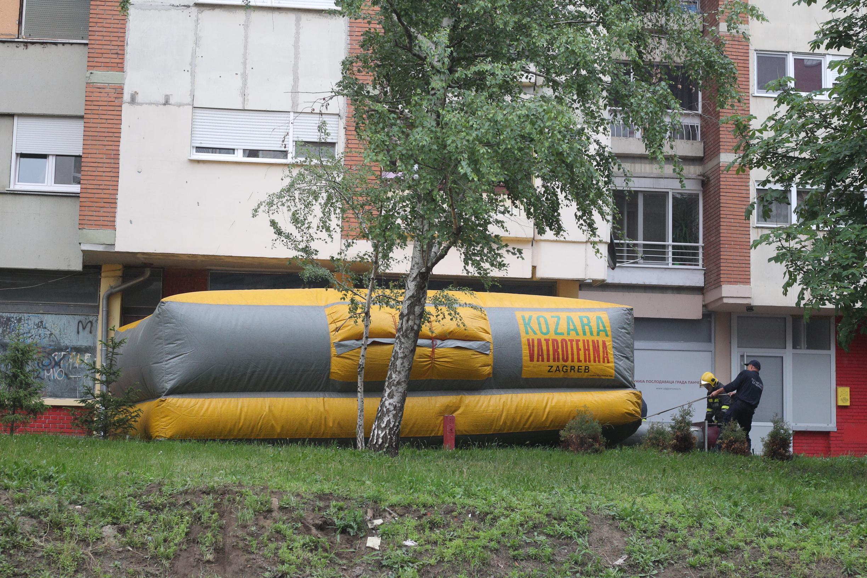 Balon isped zgrade