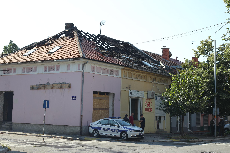 Kuća koja je gorela