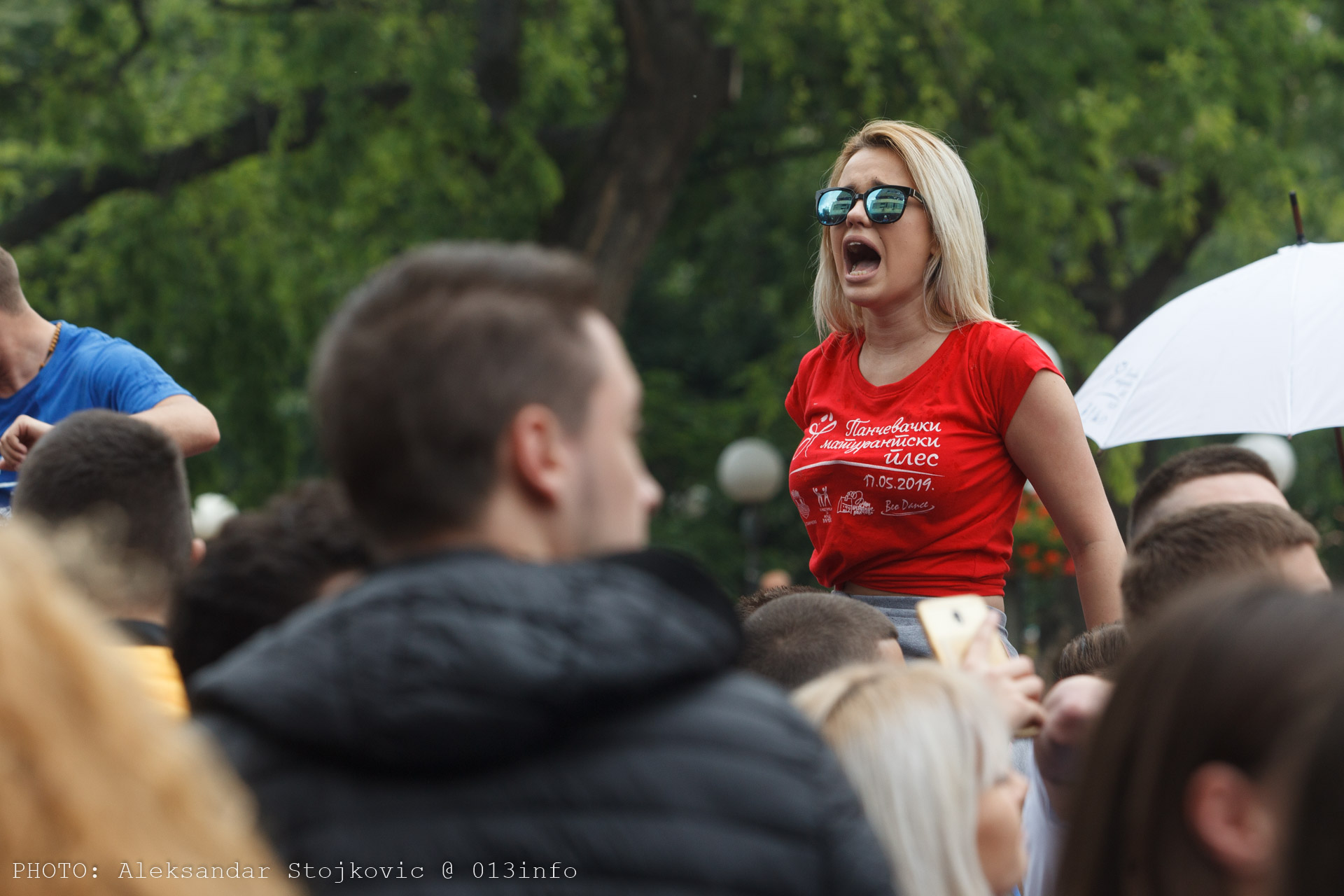 Maturantski ples 2019. Pančevo