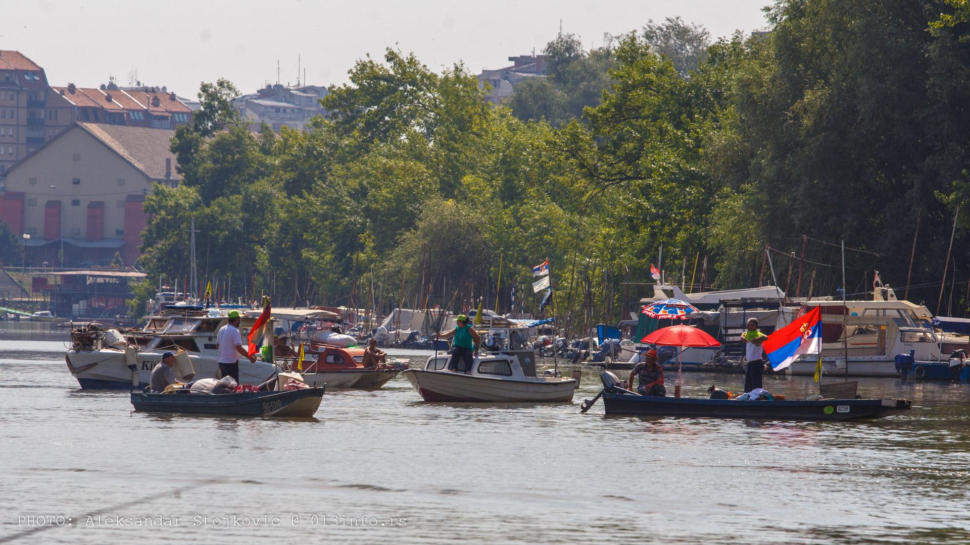 Eko regata 2017. Pančevo