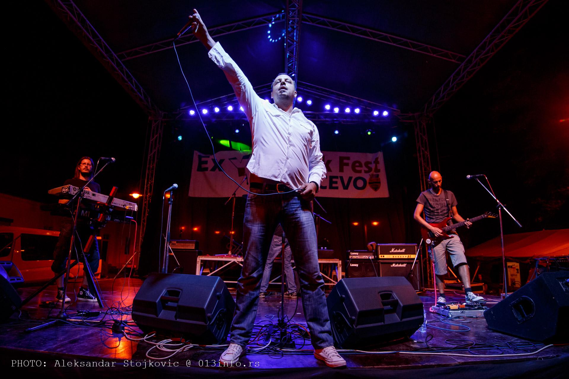 Ex Yu Rock fest u Starčevo 2017.