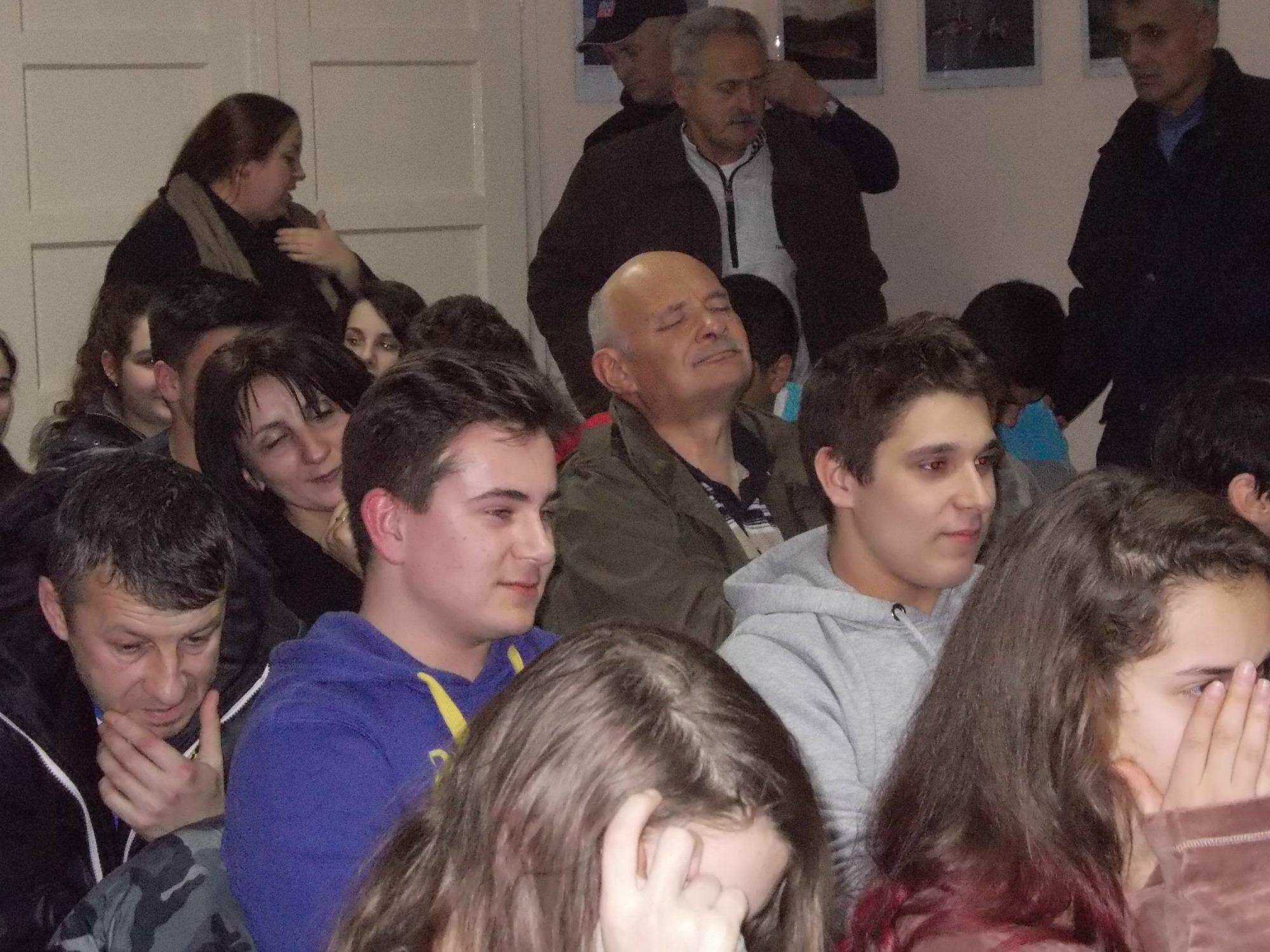 Književno veče u Banatskom Brestovcu