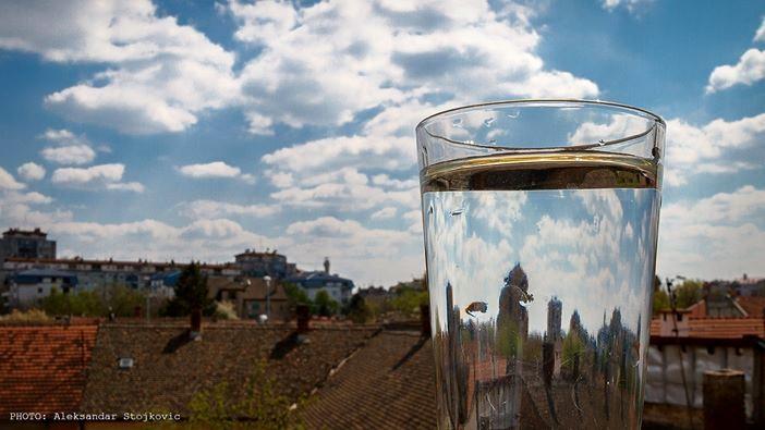 Voda nad gradom