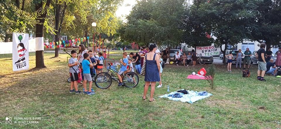 Piknik na Tesli 2