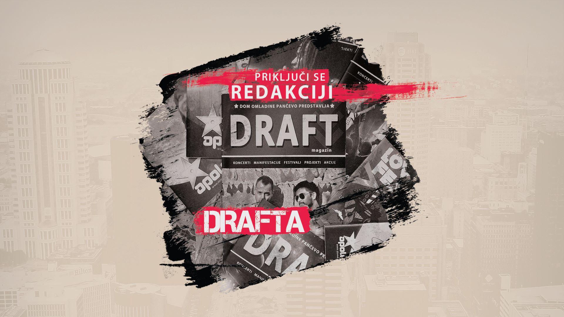 Poziv na Draft konkurs