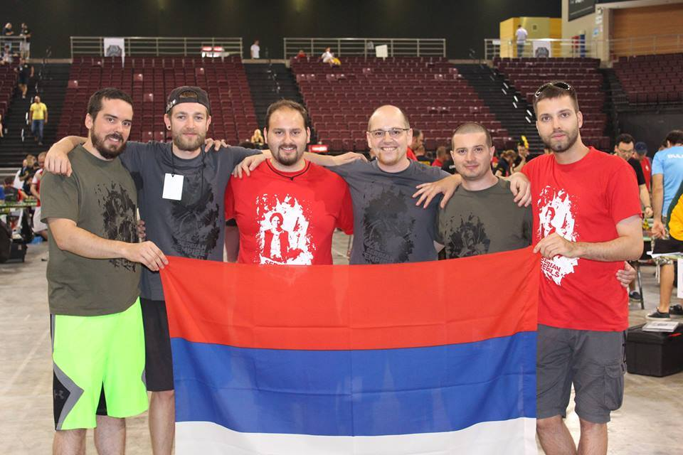 European Team Championship 2016 u Atini