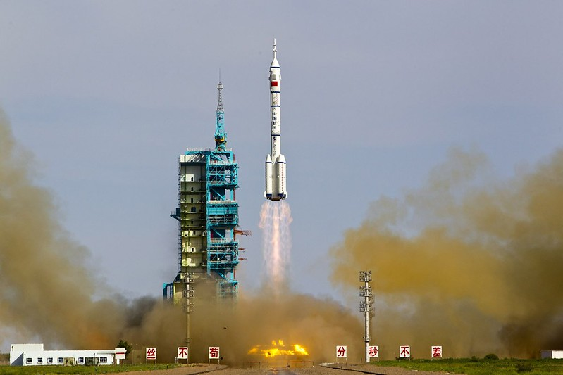 Lansiranje kineske rakete