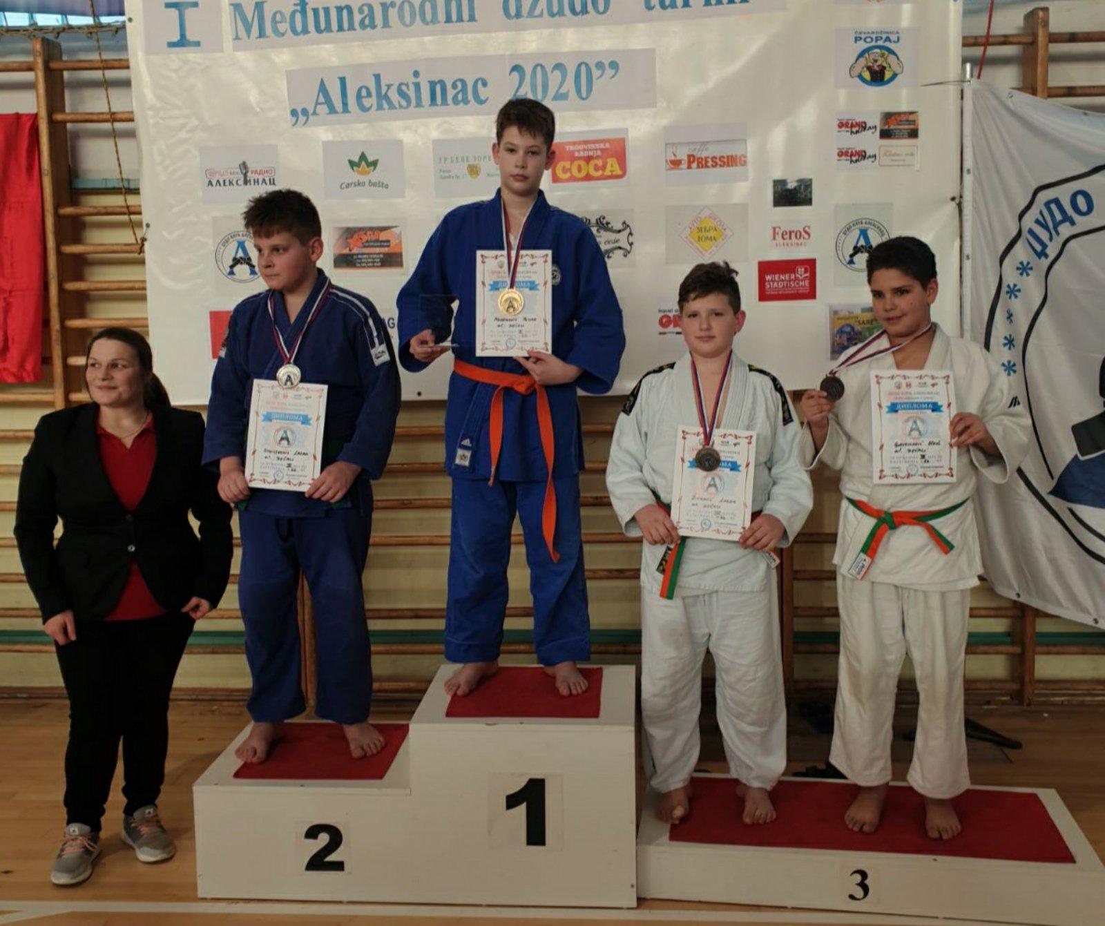 Akademija Jočić medalje