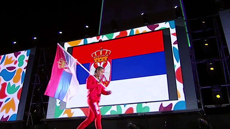 Anja Crevar Olimpijske igre mladih
