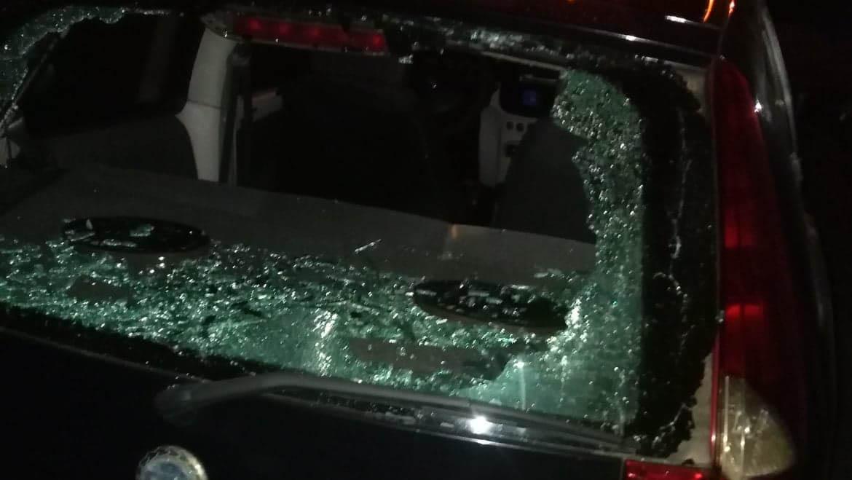 Automobil demoliran u Starčevu
