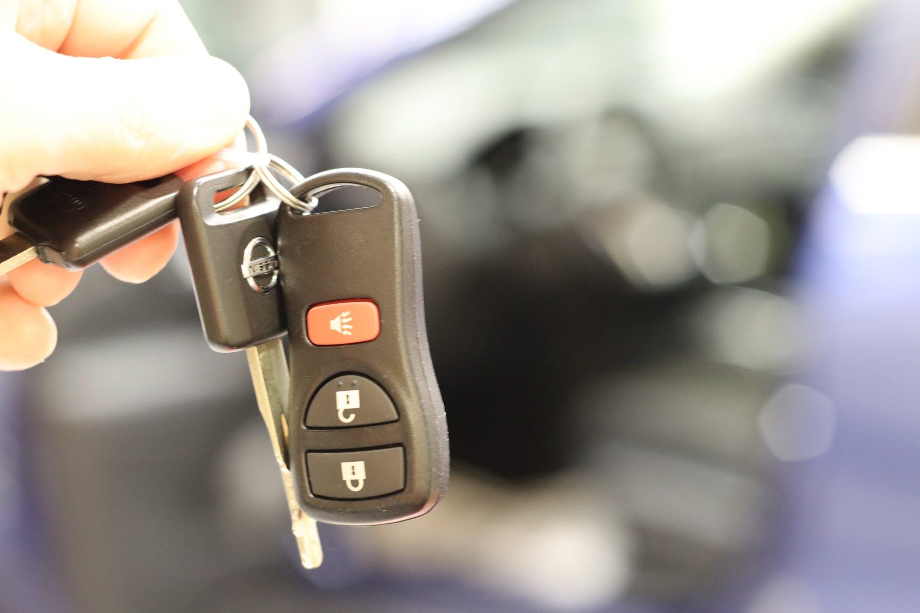 Ključevi automobil