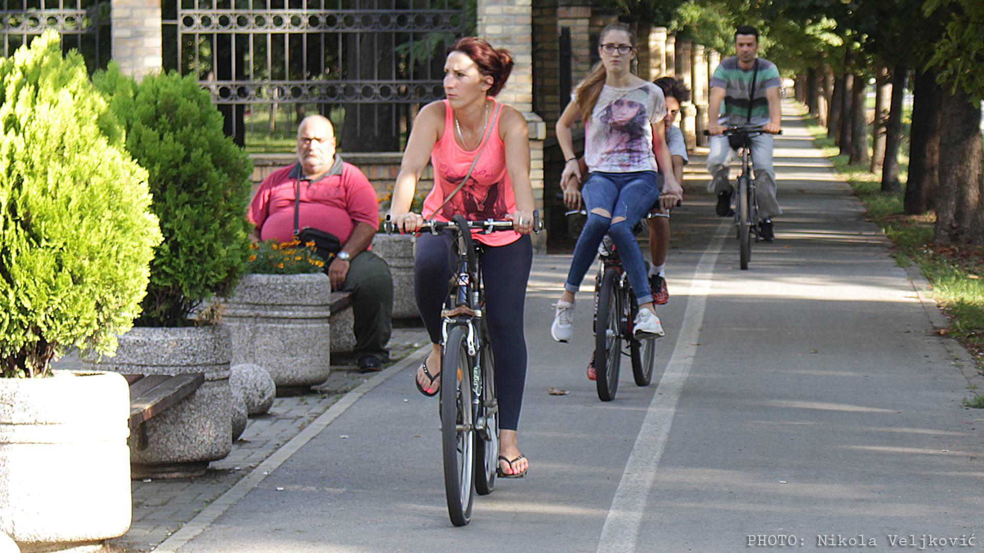 Poziv na promotivnu vožnju bicikala za kraj Rebicycle kampa Pančevo