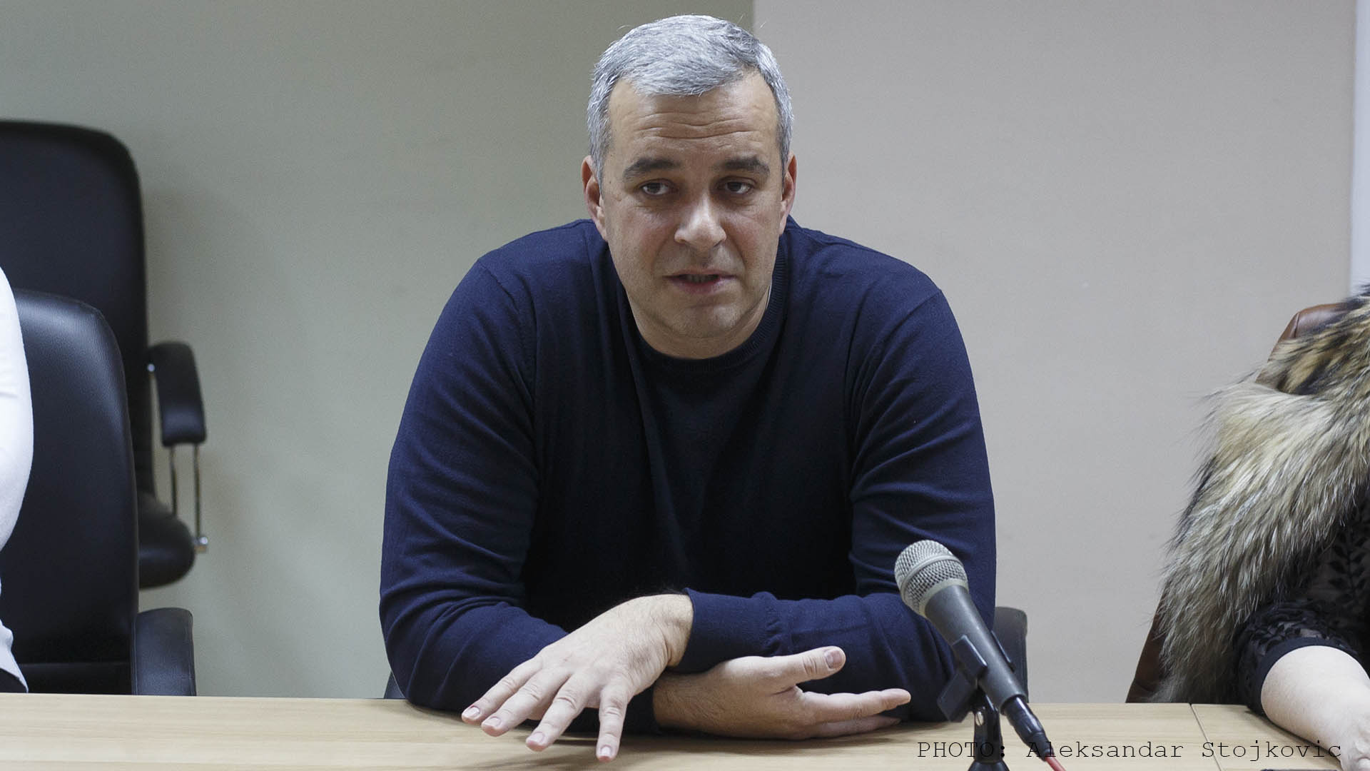 Bojan Bojanić, direktor ATP Pančevo