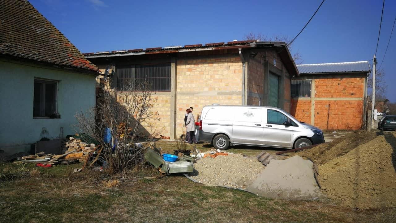 Kuća u Bore Šipoša gde je pas izujedao dve žene
