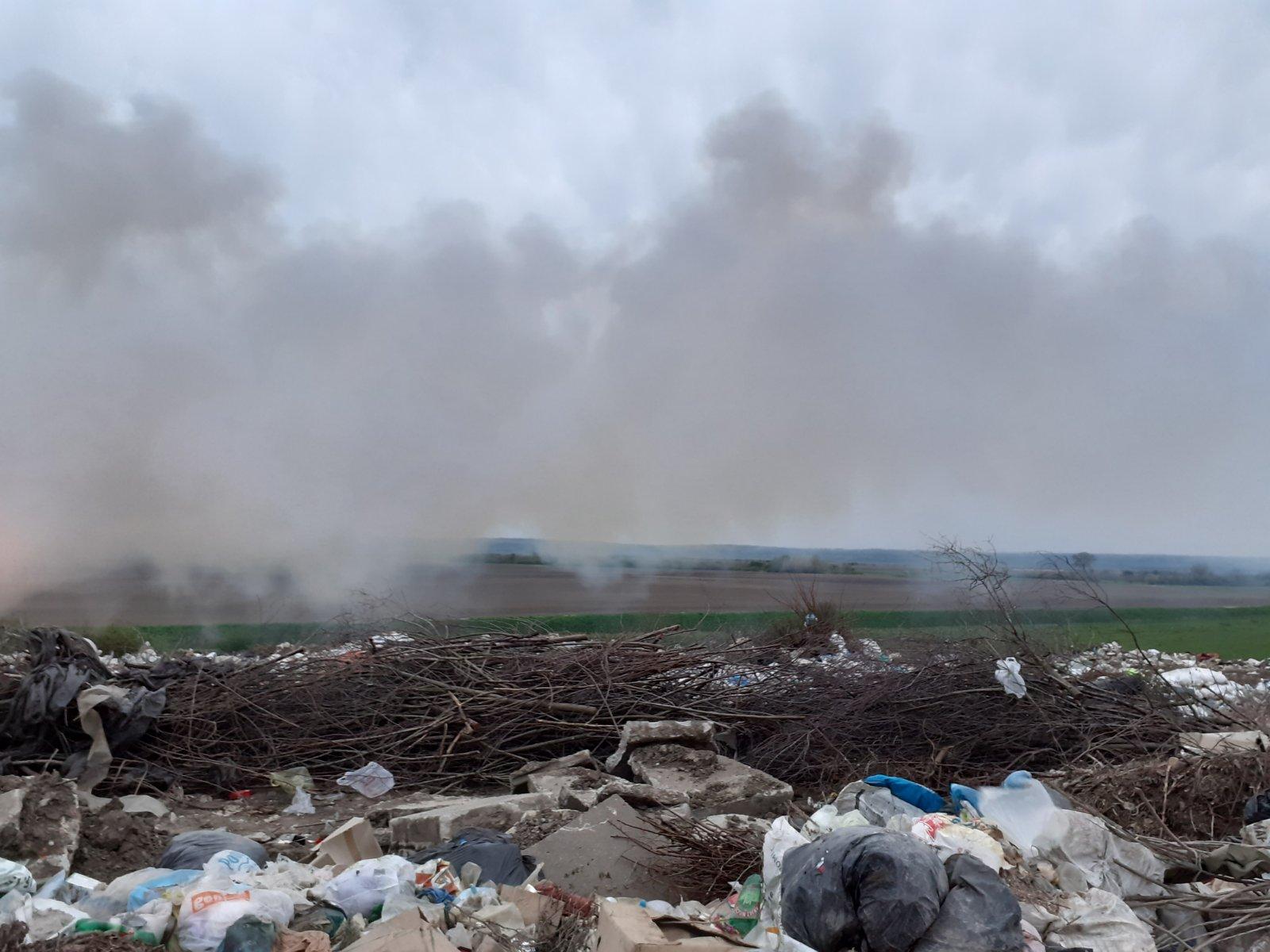 Banatski Brestovac deponija