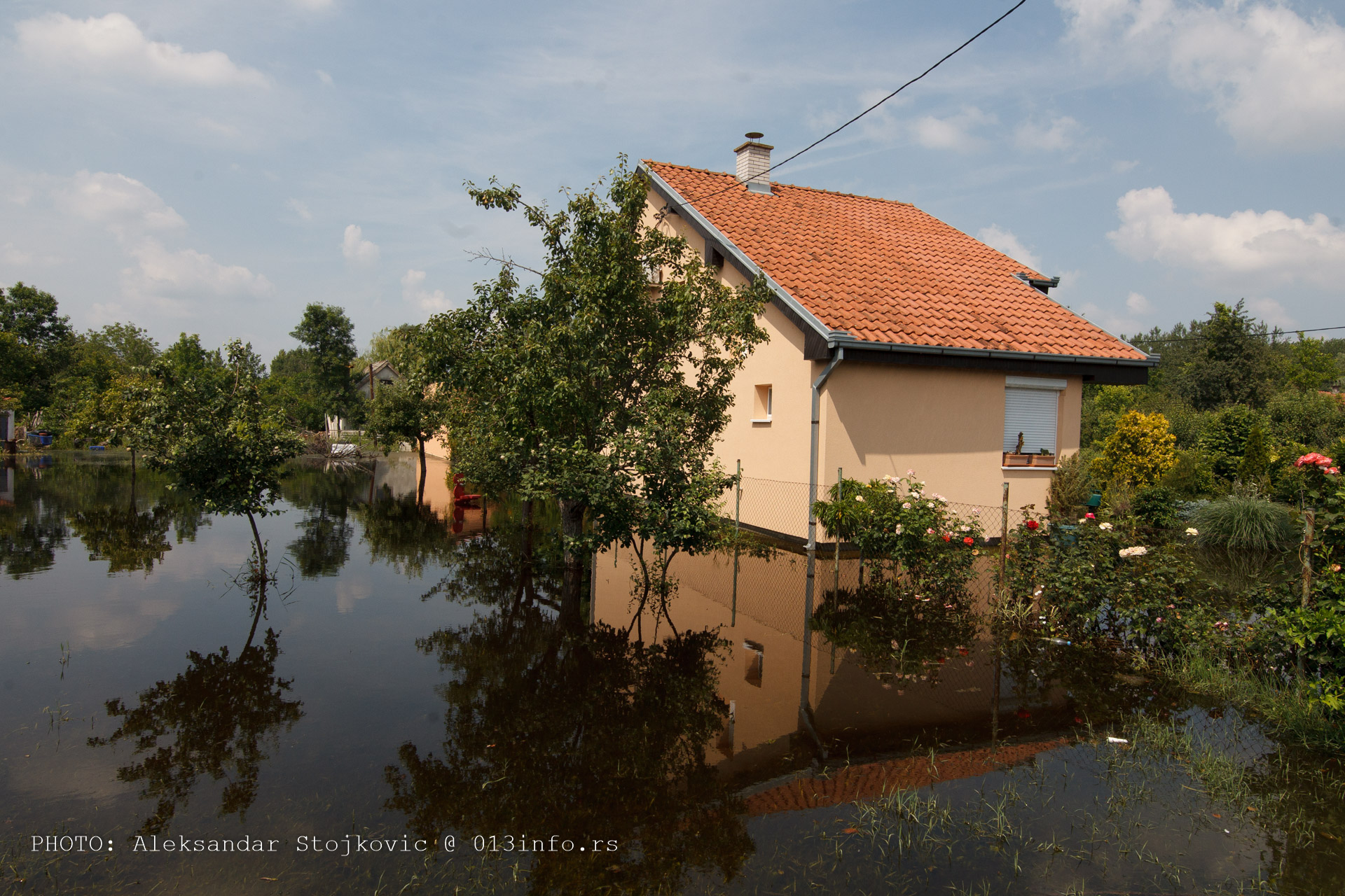 Poplava u Dubokoj Bari