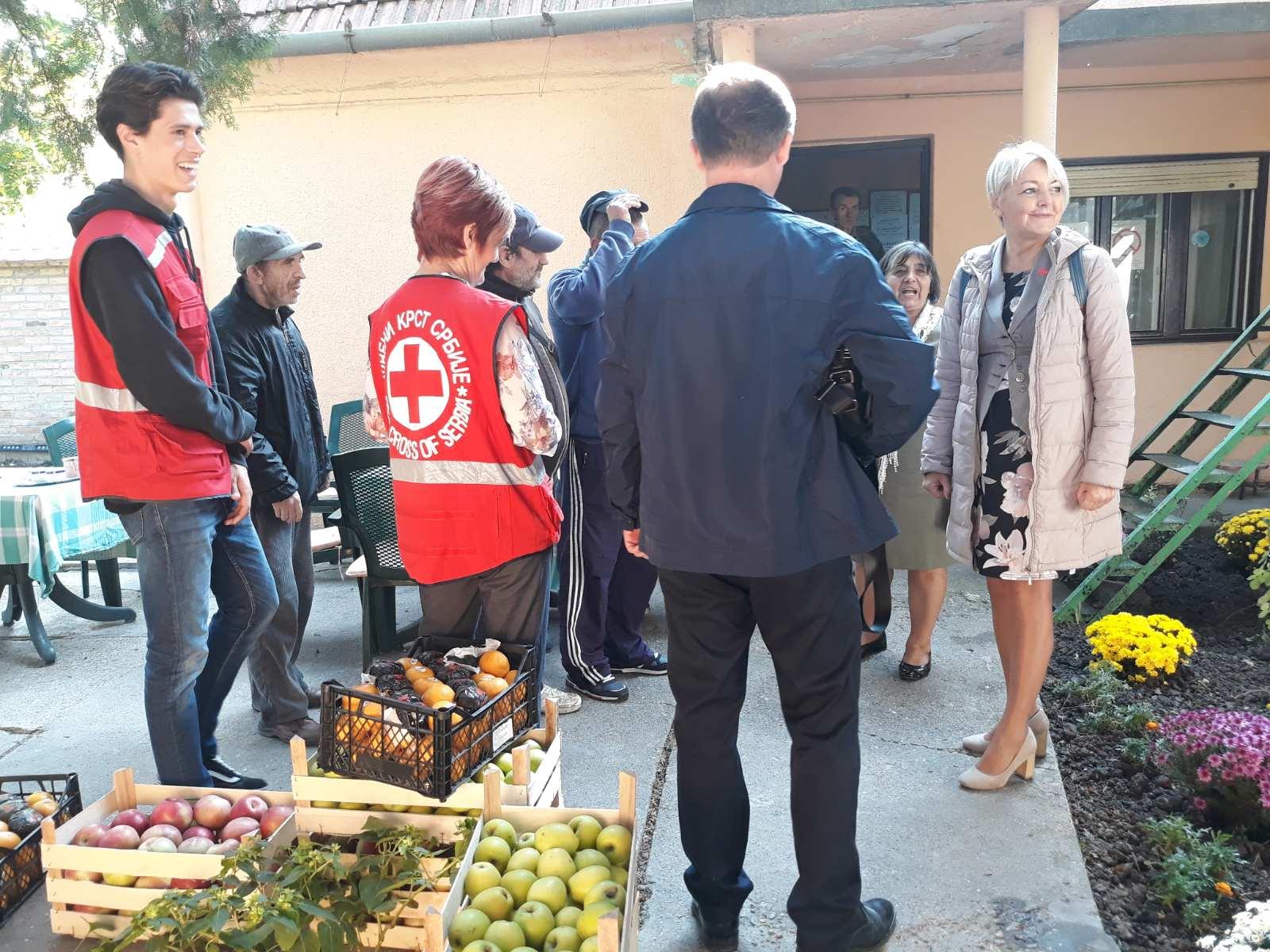 Crveni krst Pančevo Svetski dan borbe protiv siromaštva