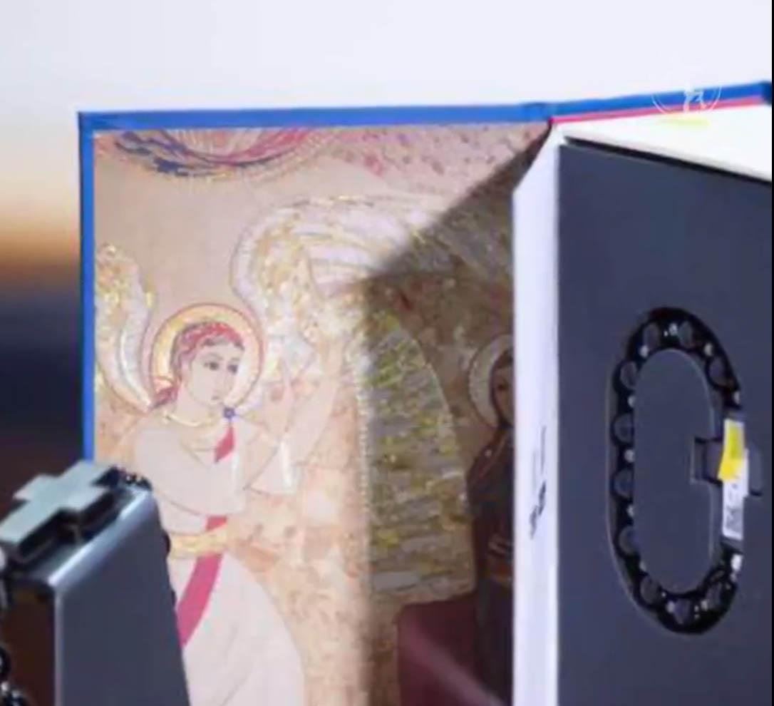 Elektronske brojanice Vatikan