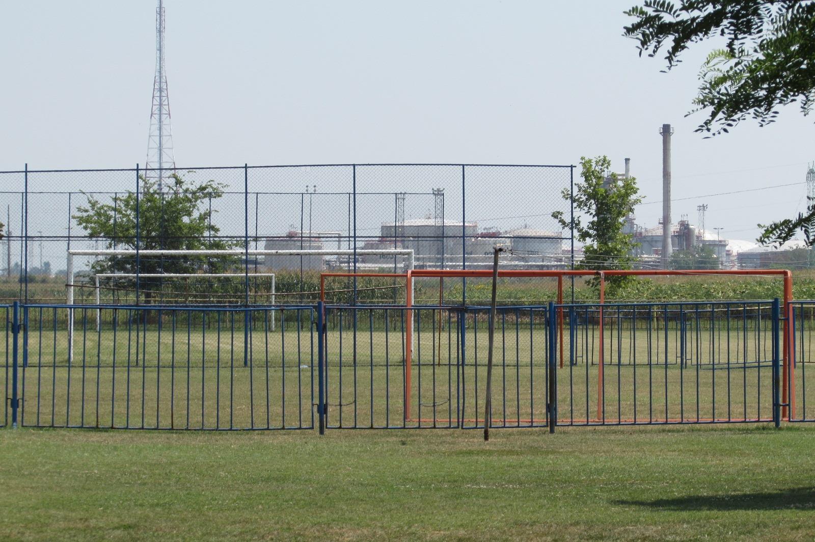 Teren FK Mladost Vojlovica