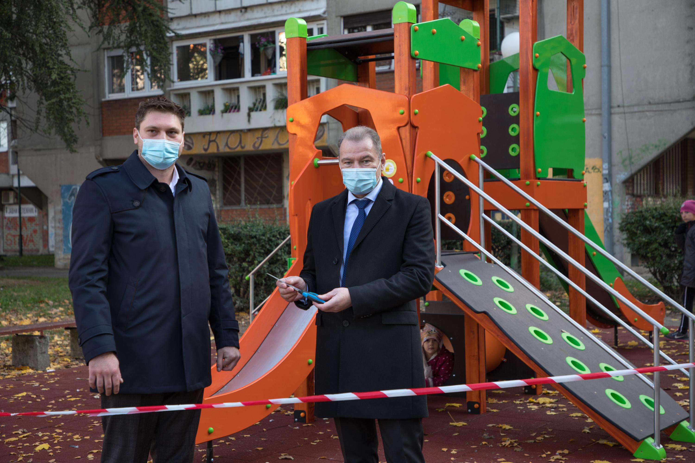 Varnavski i Stevanović otvaraju igralište