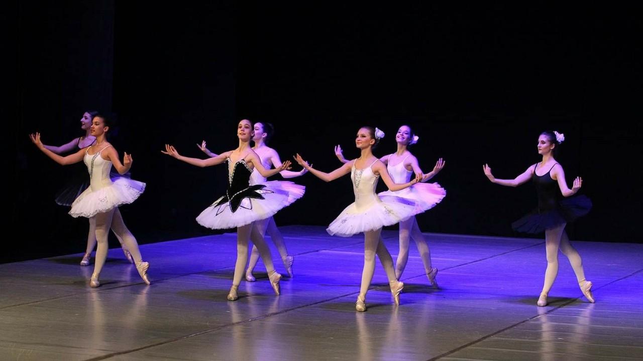 Baletska škola Dimitrije Parlić