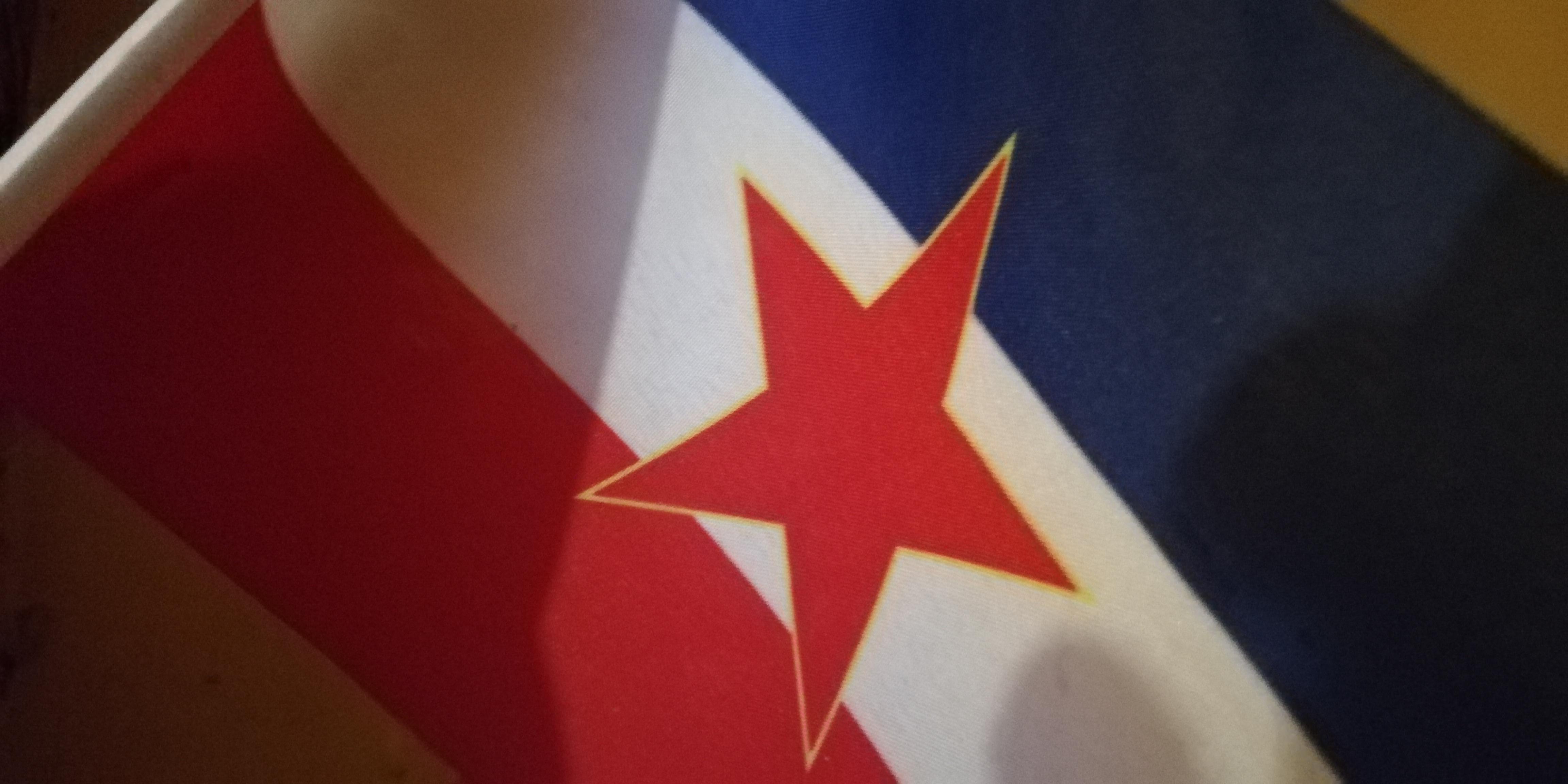 Zastava s petokrakom