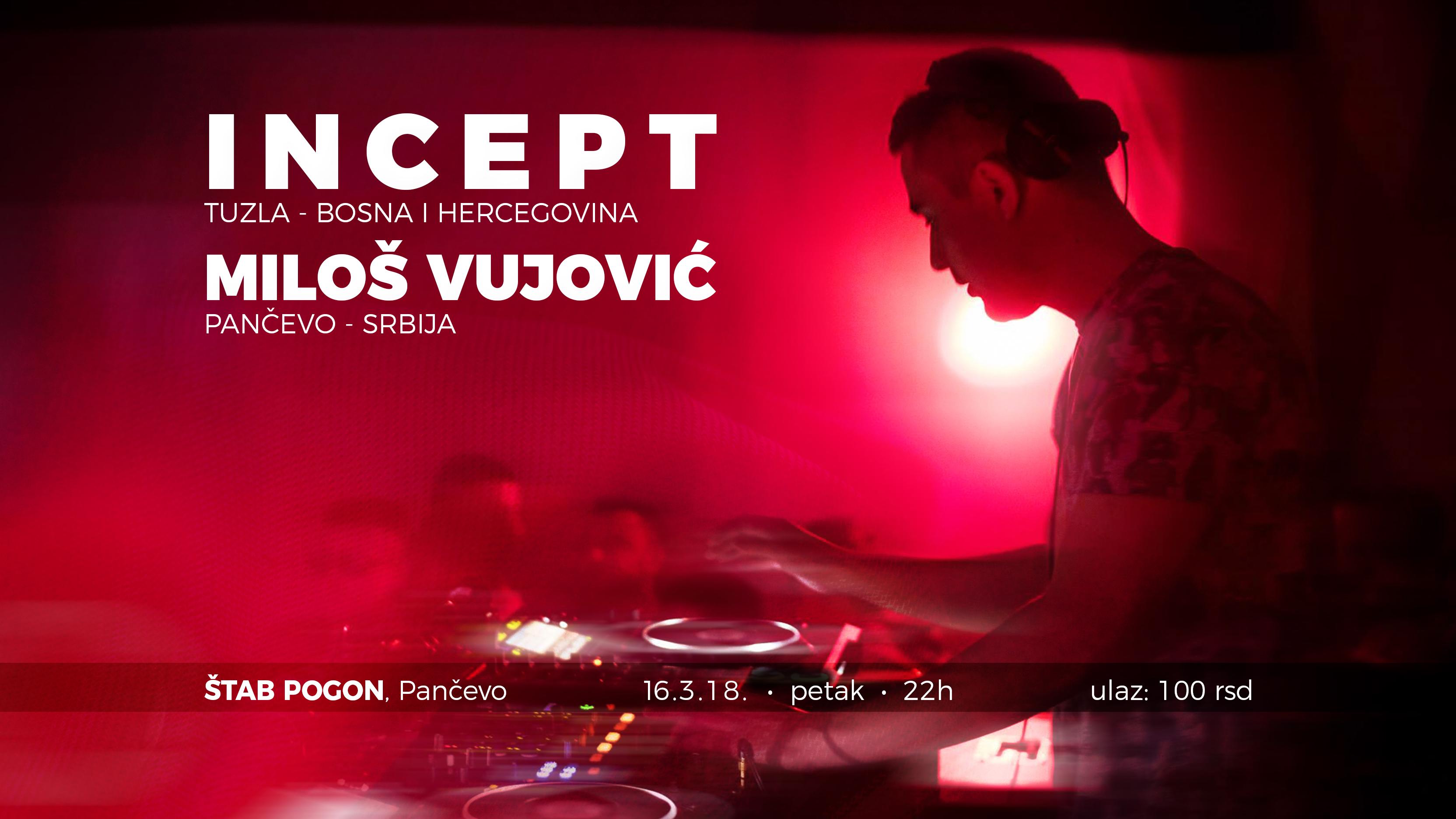 Plakat za žurku
