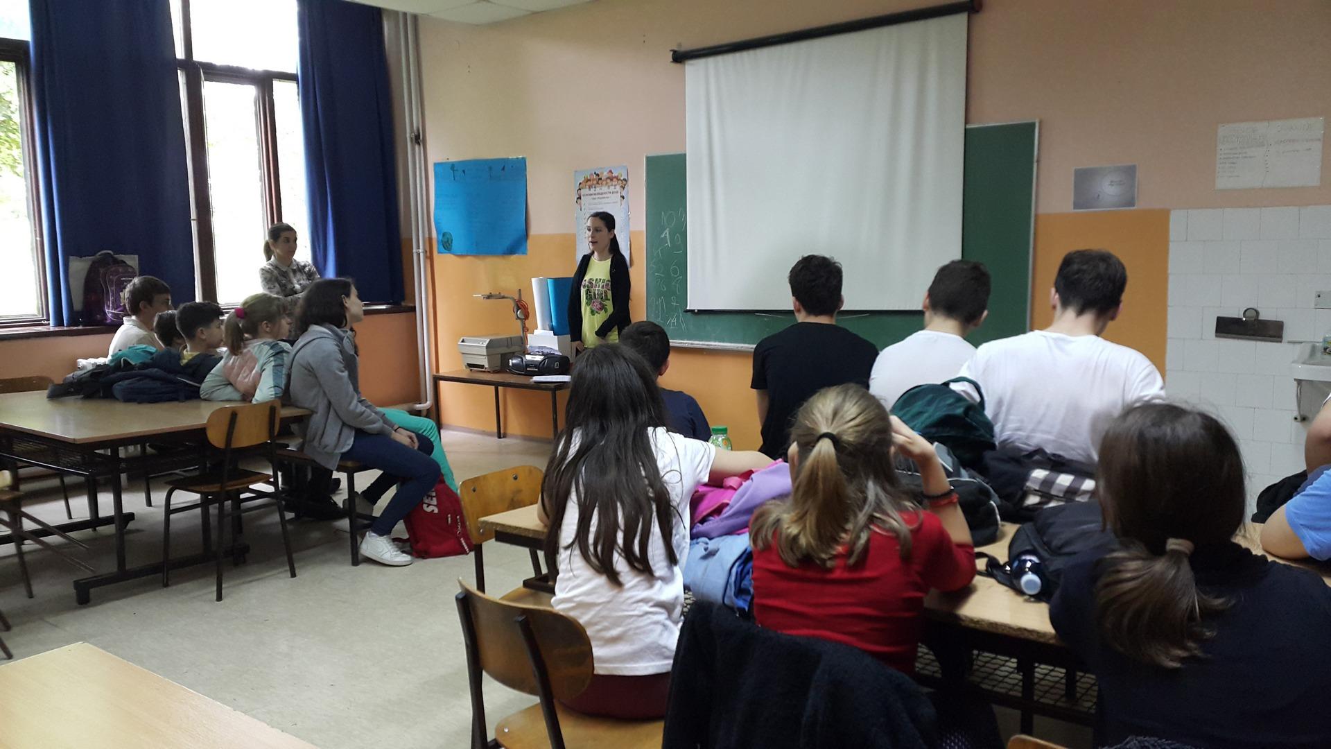 Udruženje paraplegičara I kvadriplegičara južnog Banata - Pančevo edukacija
