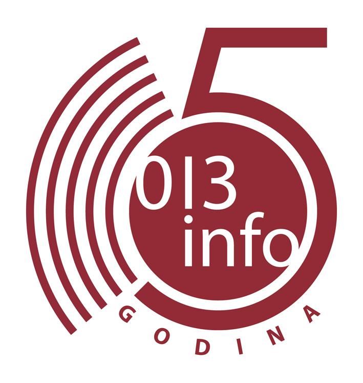 013info rođendanski logo