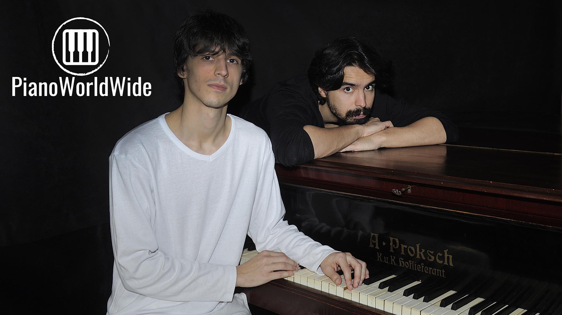 Matej i Luka Jovanović