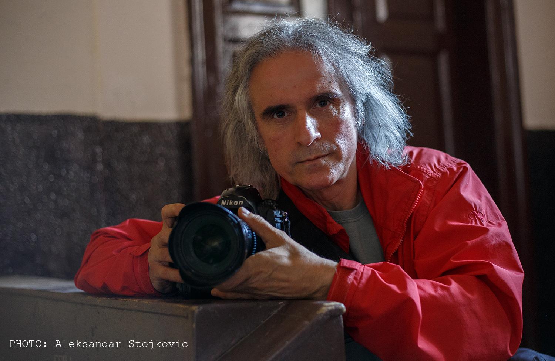 Zoran Jovanović Mačak, fotoreporter