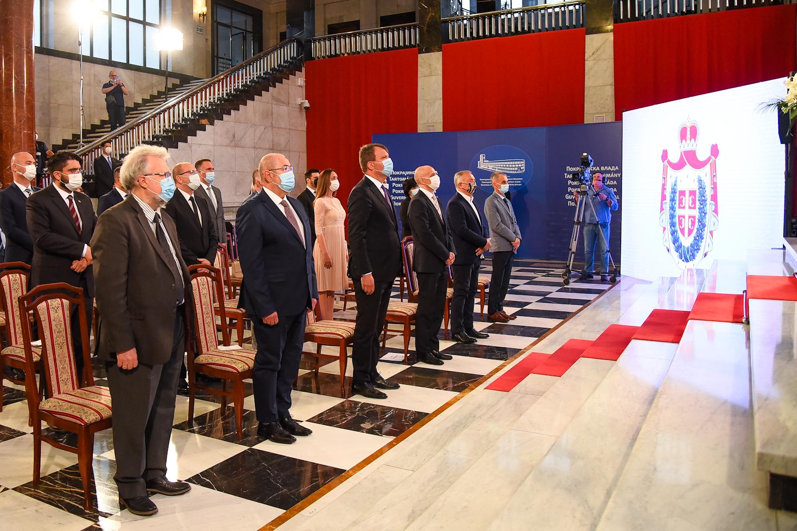 Obeležene 173 godine od stvaranja Srpske Vojvodine