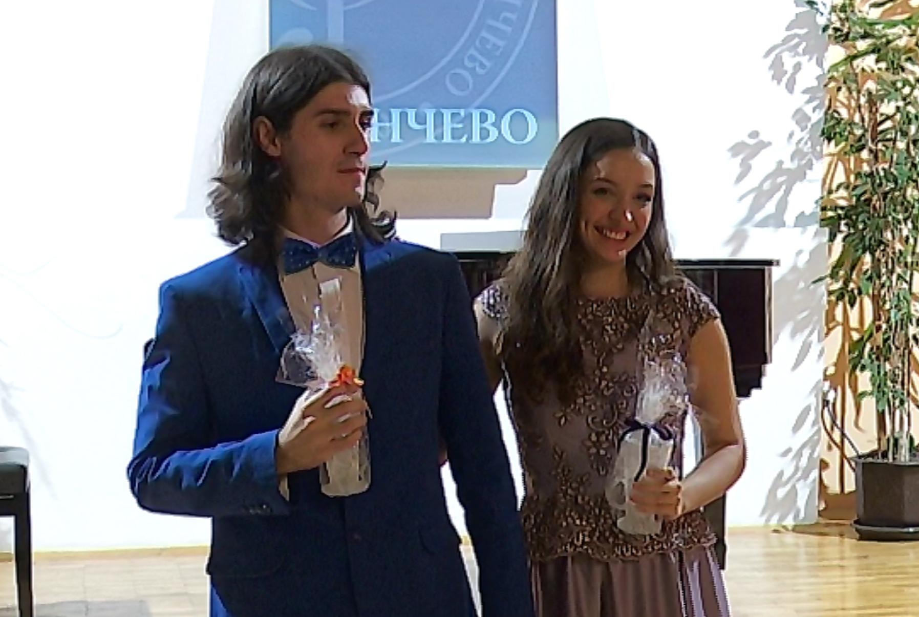 Mita Topalovic, pobednici