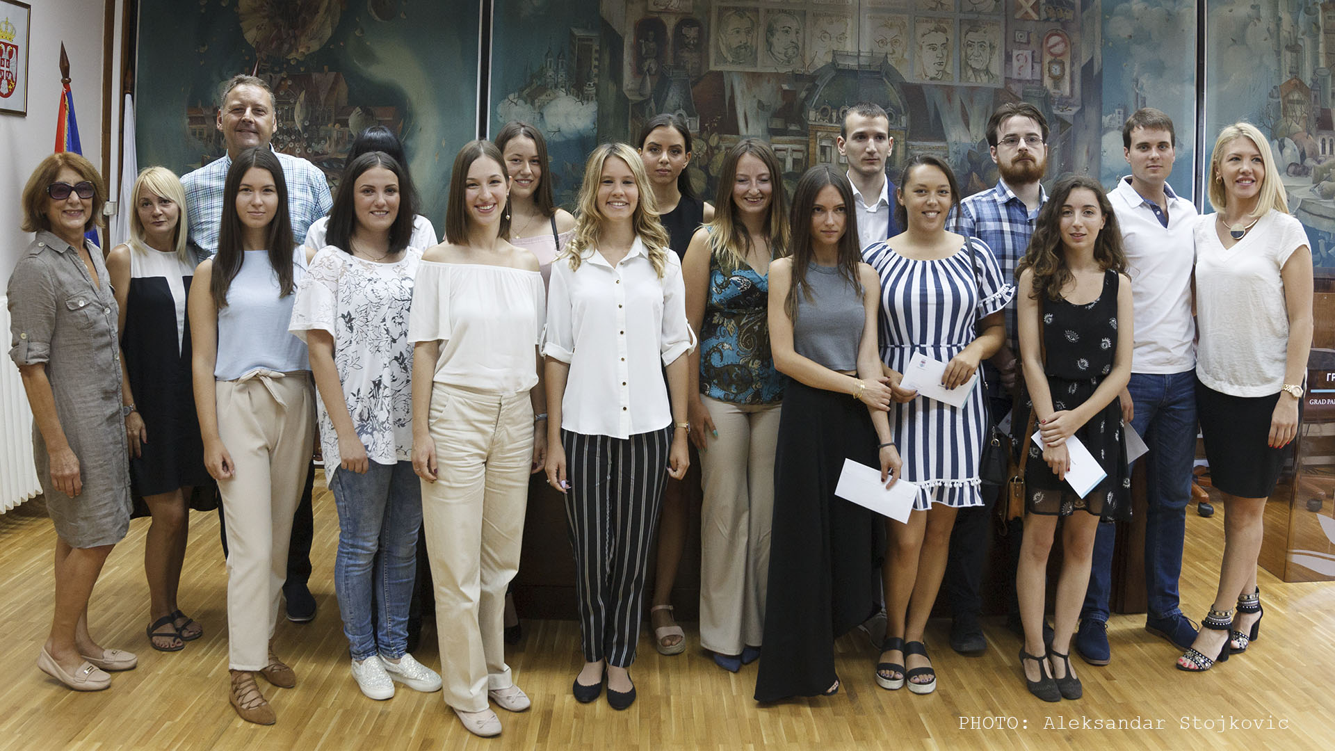 Najbolji studenti Pančeva 2018.