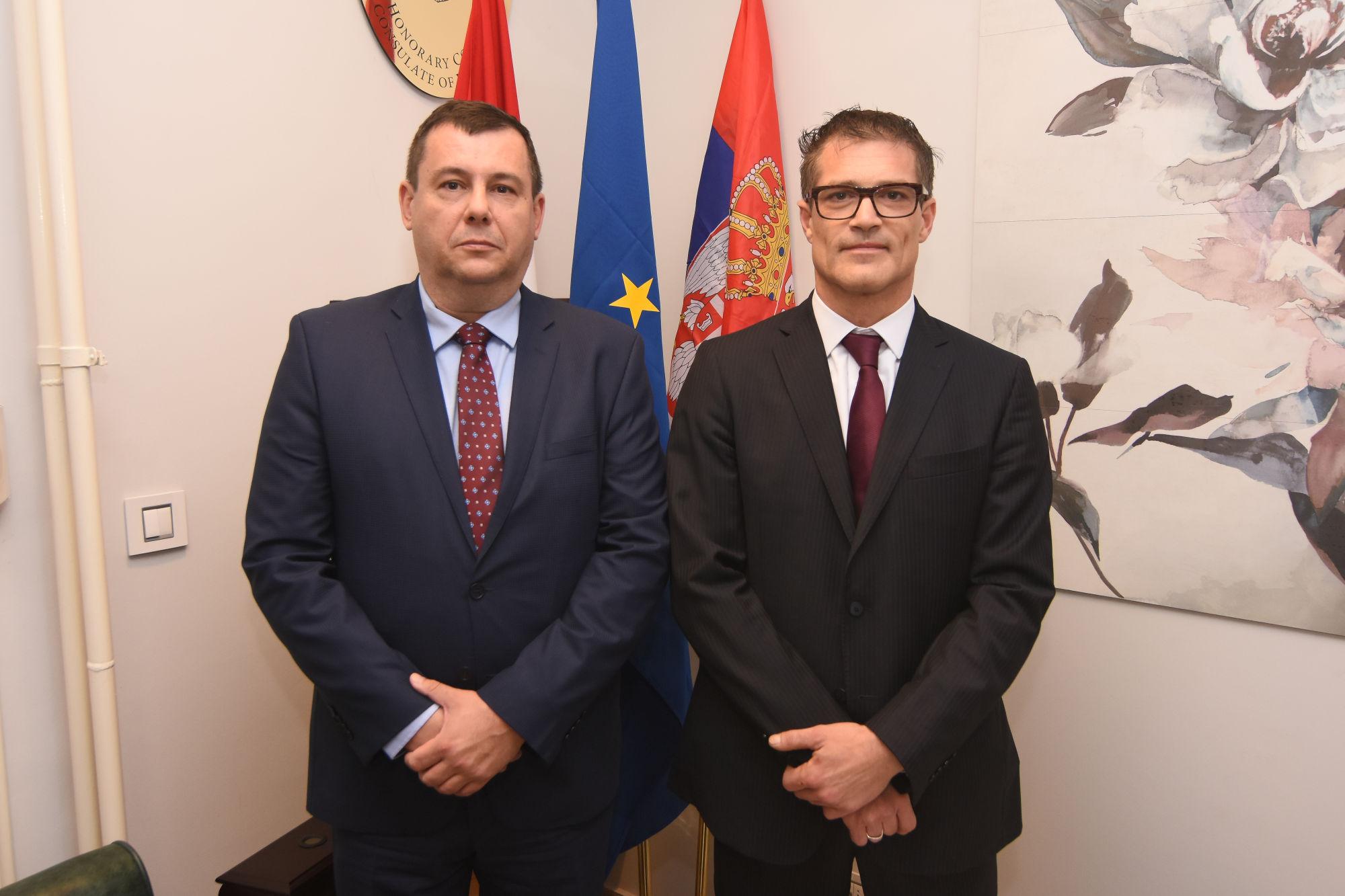 Konzularno predstavništvo Mađarske