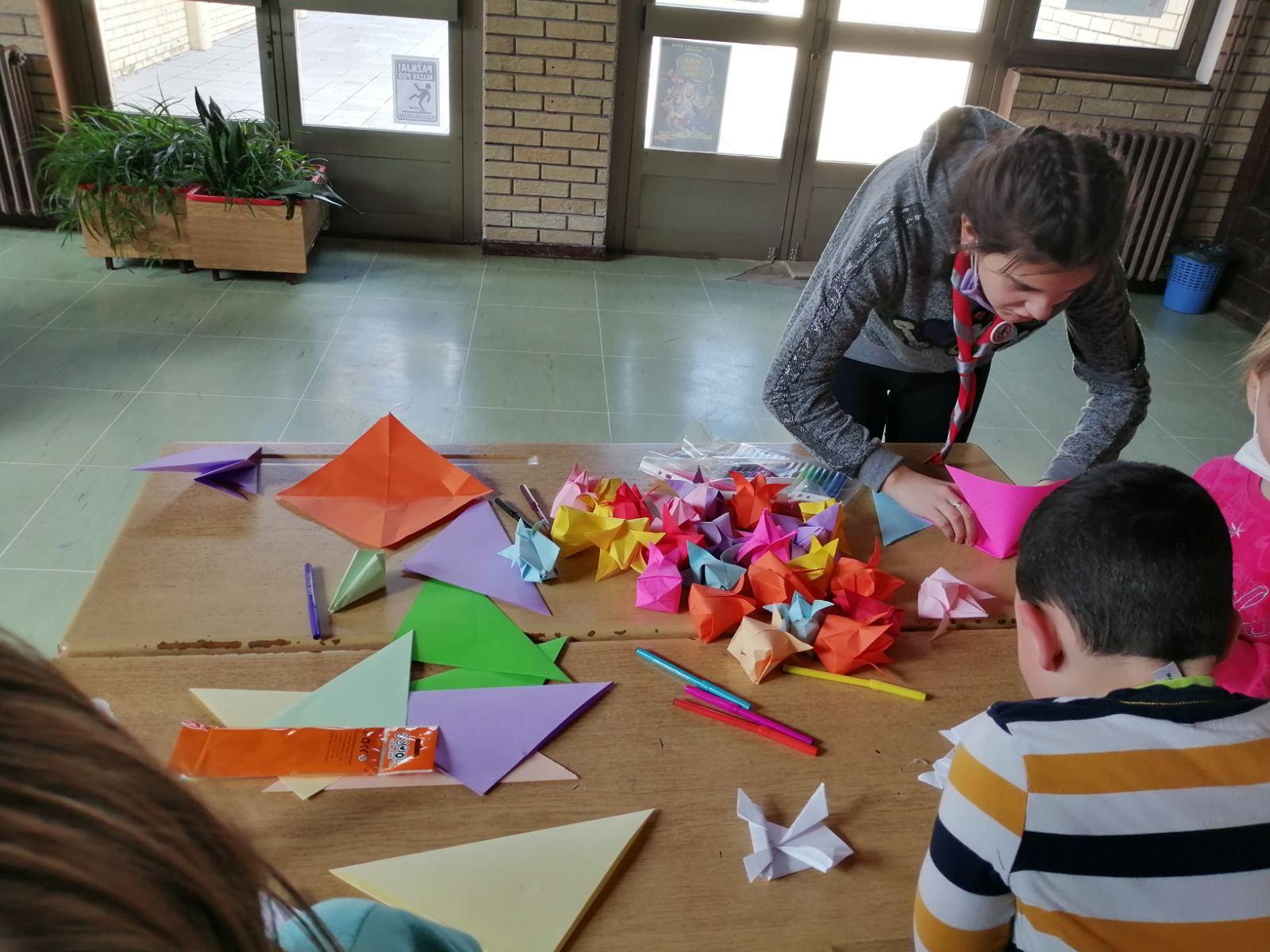 Izviđaći origami