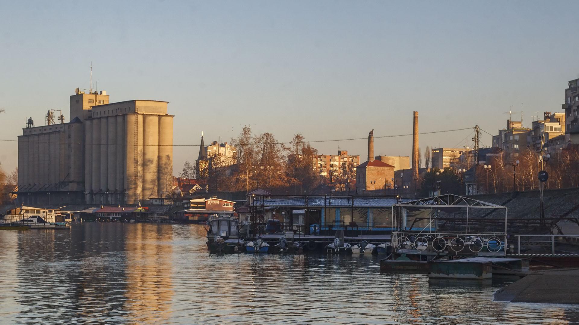 Tamiš Pančevo januar 2021