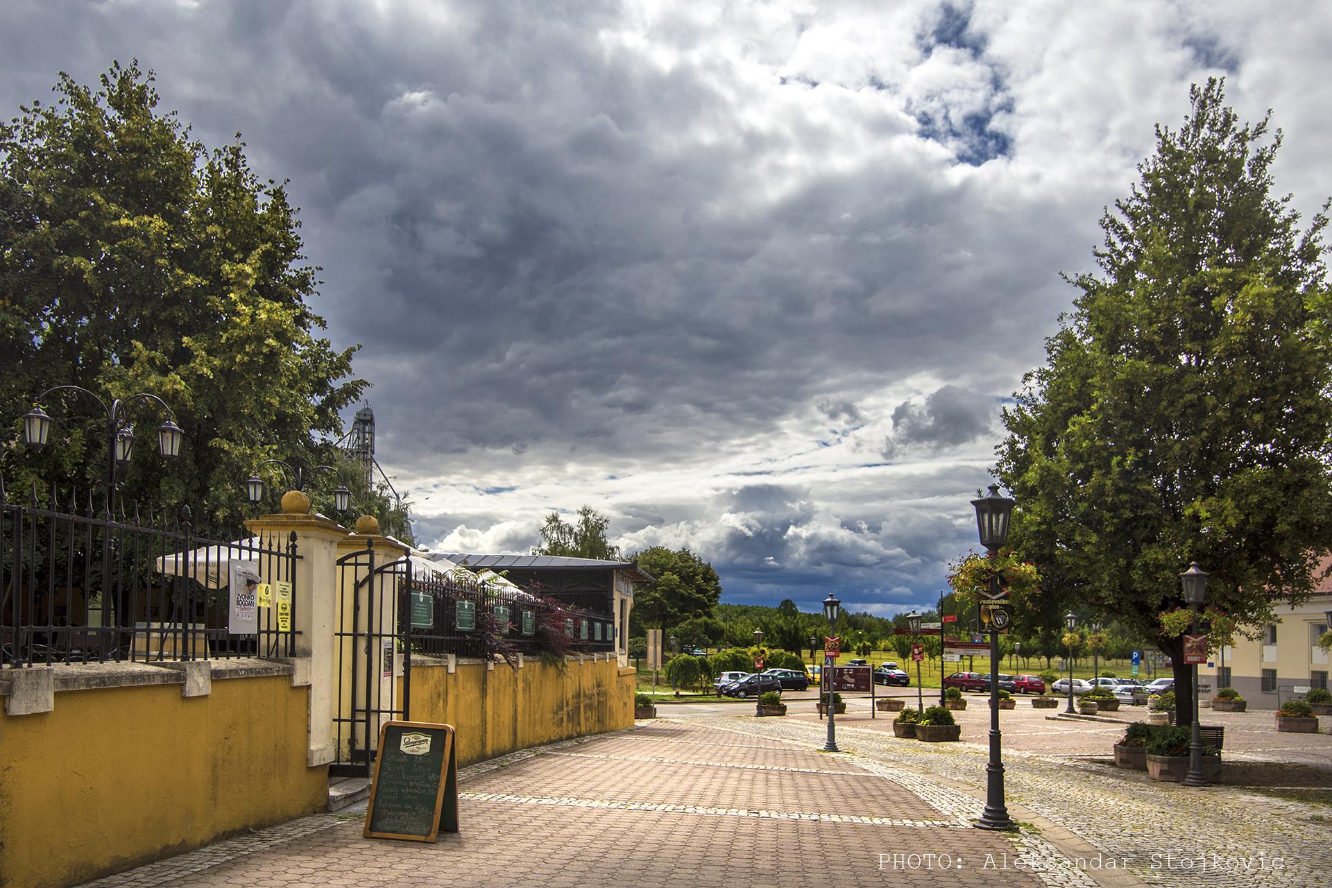 Pančevo, Trg Đorđa Vajferta