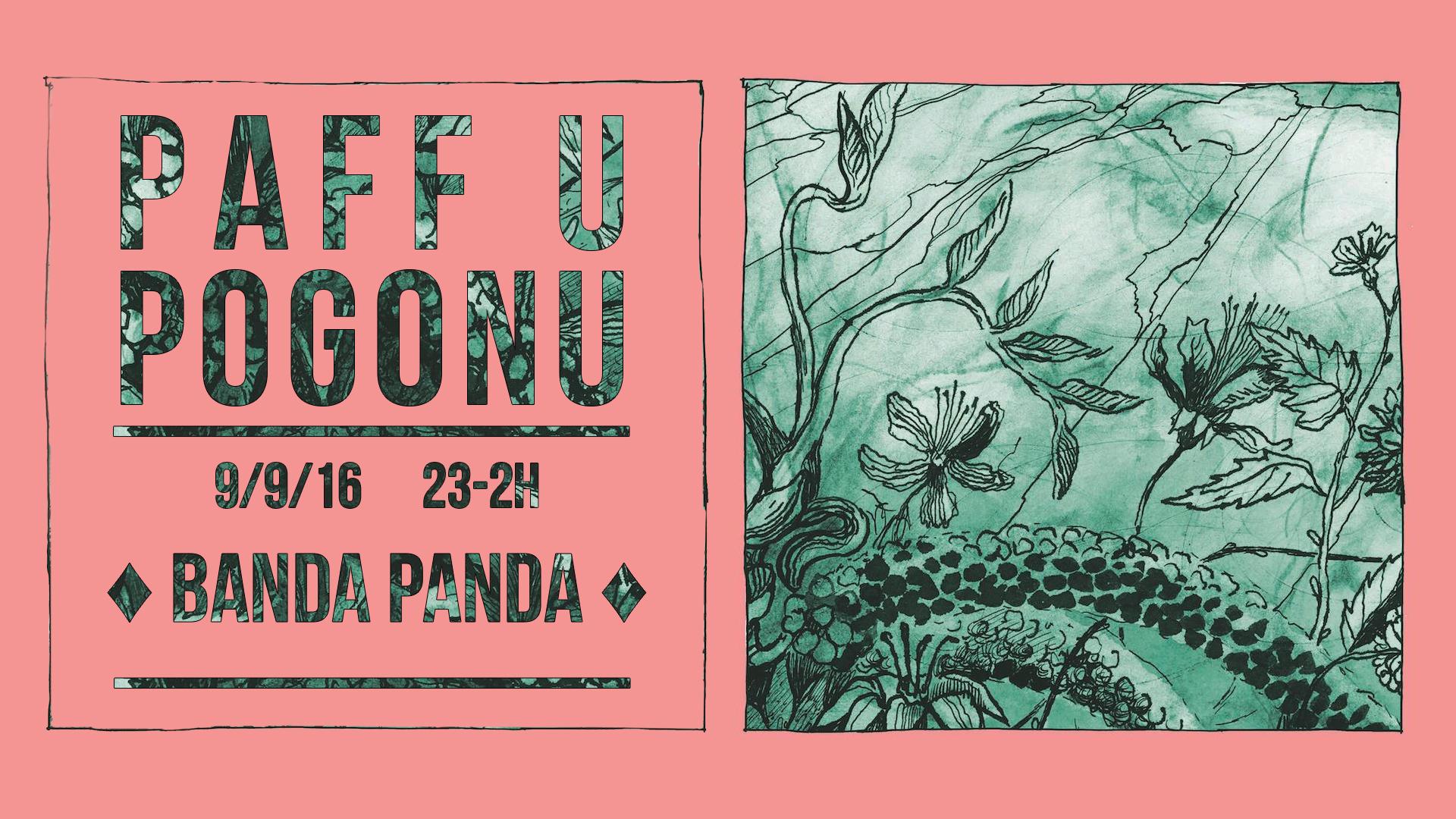 PAFF u Pogonu - petak - Banda Panda