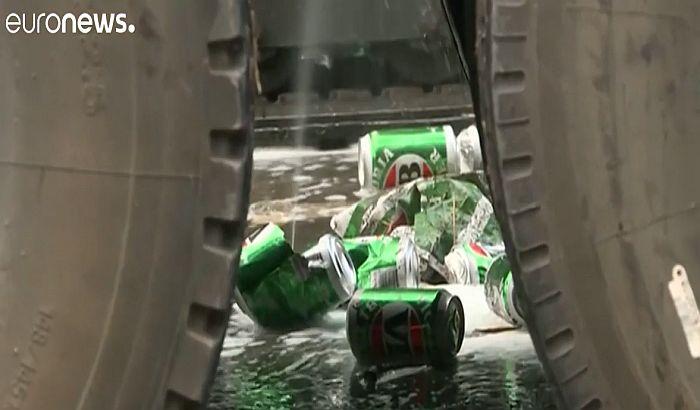 Pivo na putu