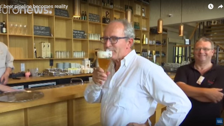 Pivovod u Belgiji