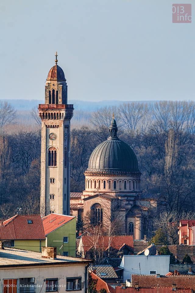 Preobraženska crkva Pančevo