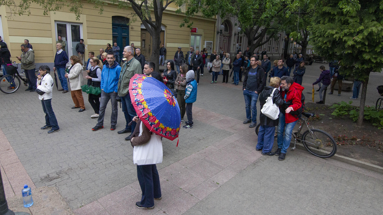 Protest Pančevo 3. maj