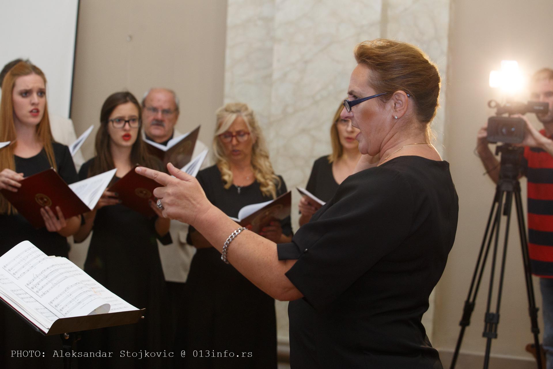 Koncert PSCPD u Muzeju